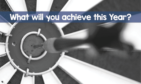What will you achieve this year?